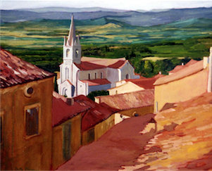 Paintings of Trips
