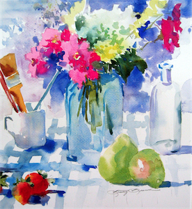 Paintings of Still Life and Florals