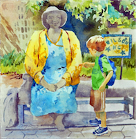 Paintings of People